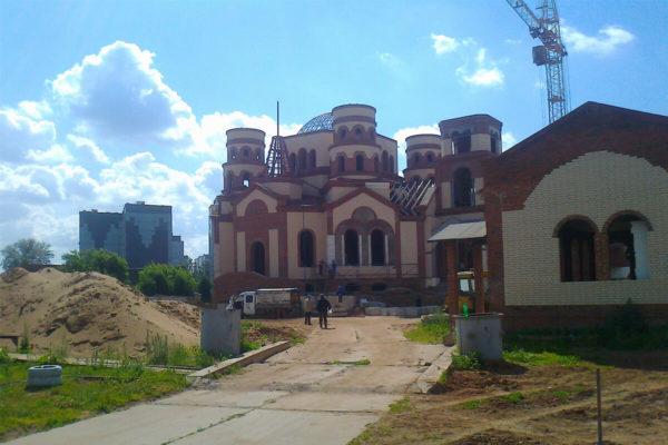 Теплоизоляция куполов (Фоампласт, Ижевск)